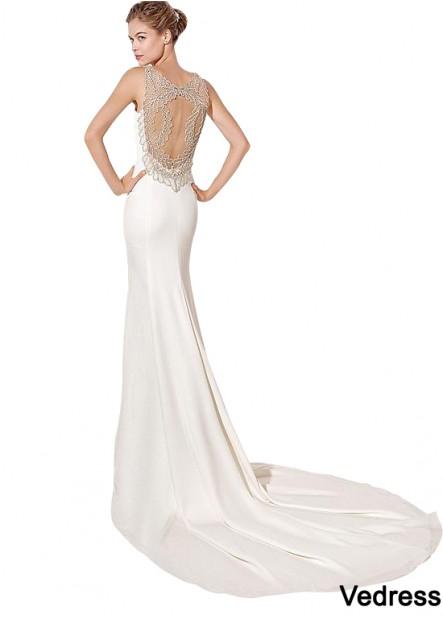 Vedress Beach Wedding Dresses T801525330076