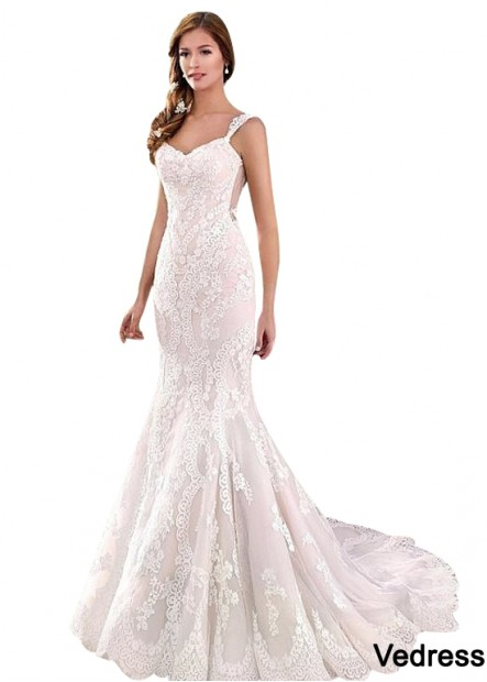 Vedress Lace Wedding Dress T801525337360