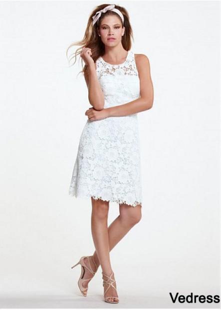Vedress Short Wedding Dress T801525324266