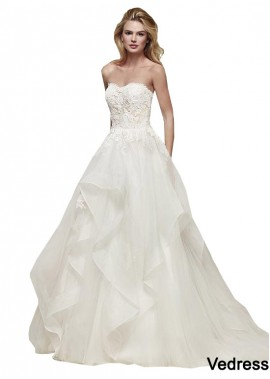 Vedress Beach Wedding Ball Gowns T801525318190