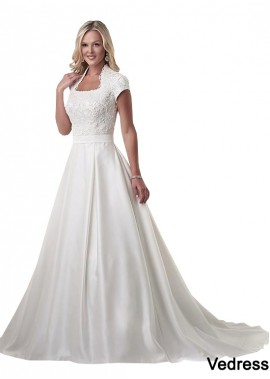 Vedress Plus Size Wedding Dress UK Sale