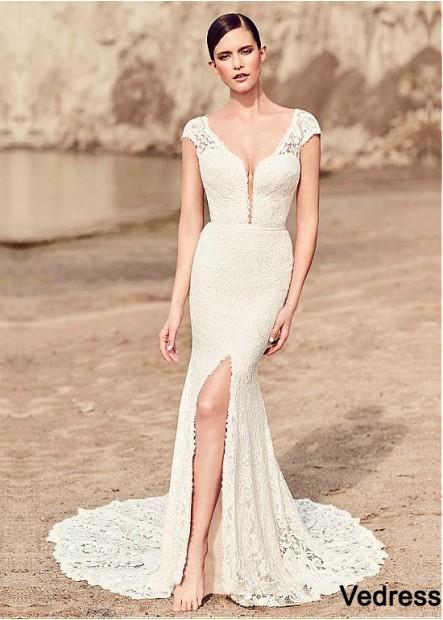 Vedress Lace Wedding Dress T801525385672