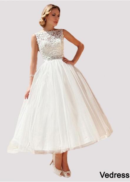 Vedress Short Wedding Dress T801525319033