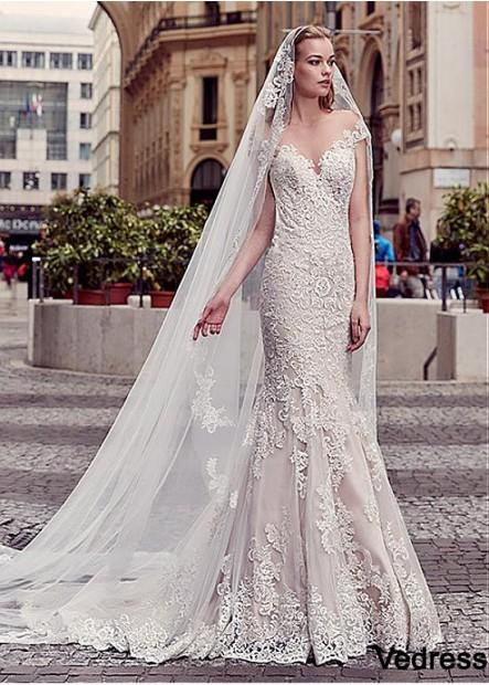 Vedress Lace Wedding Dress T801525386039