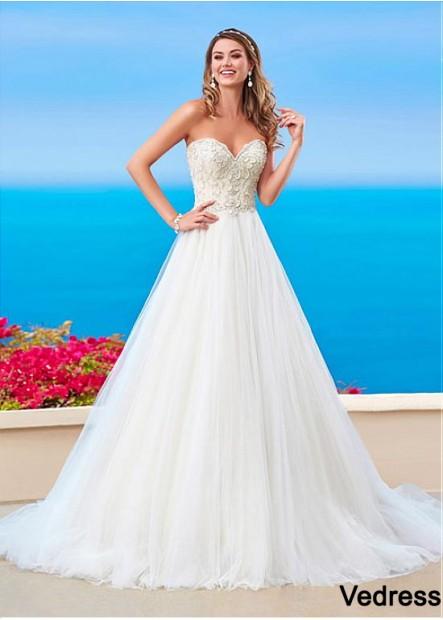 Vedress Wedding Dress T801525328968