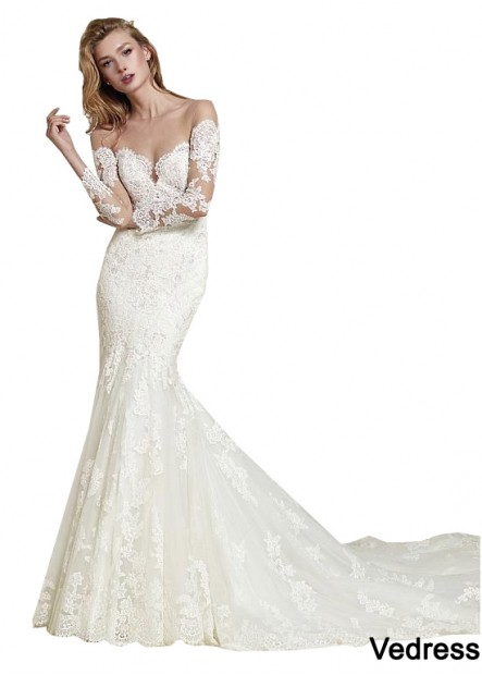 Vedress Lace Wedding Dress T801525383810