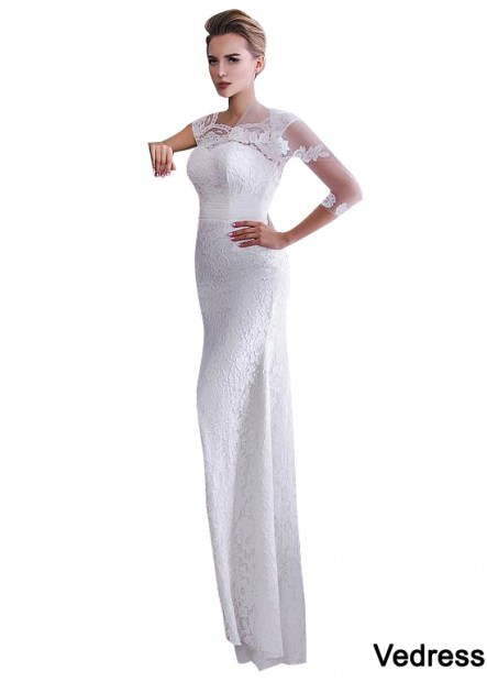 Vedress Lace Wedding Dress T801525338262