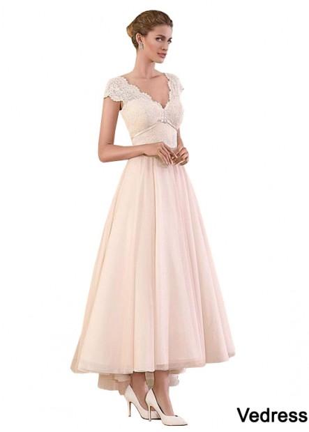 Vedress Short Wedding Dress T801525386536