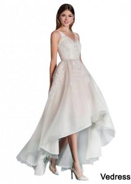 Vedress Beach Short Wedding Dresses