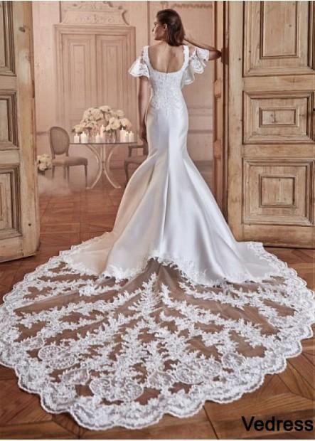 Vedress Lace Wedding Dress T801525383786