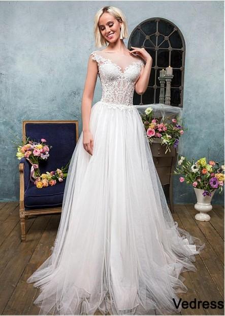 Vedress Beach Wedding Dresses T801525332655