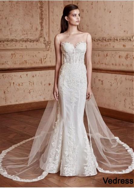 Vedress Lace Wedding Dress T801525383791