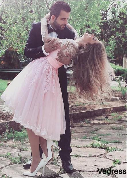 Vedress Short Wedding Dress T801525336401