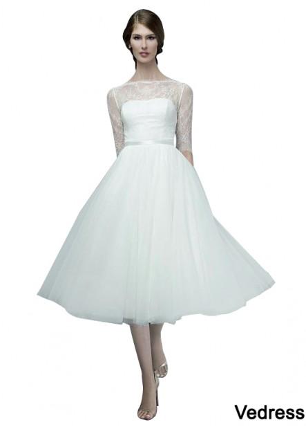 Vedress Short Wedding Dress T801525335146