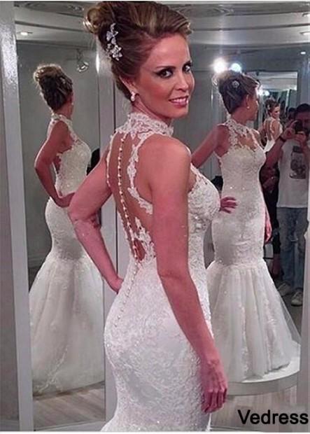 Vedress Lace Wedding Dress T801525385966